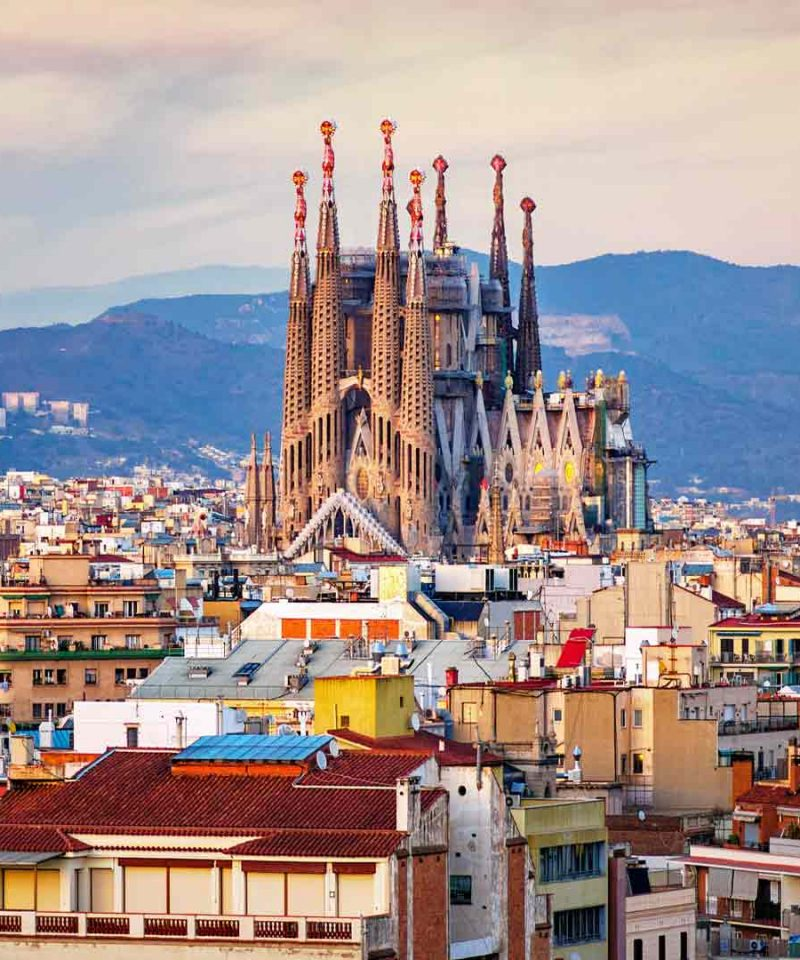 Europa Turista con BarcelonaBarcelona 16 días