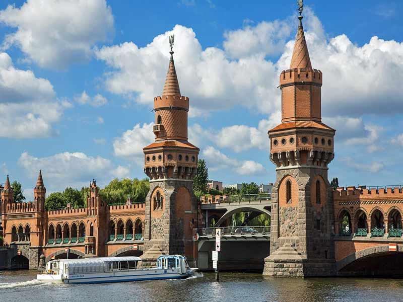Europa Atlantica de París a Berlín 12 días