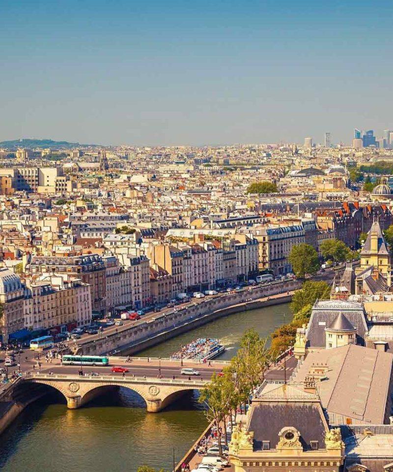 Francia y Suiza 11 días