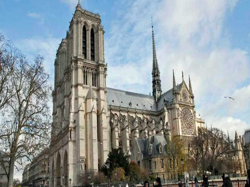 City tour visitando Notre Dame
