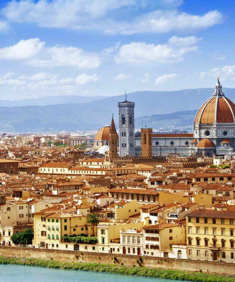 Visita de Florecia-Tour Sueños de Europa