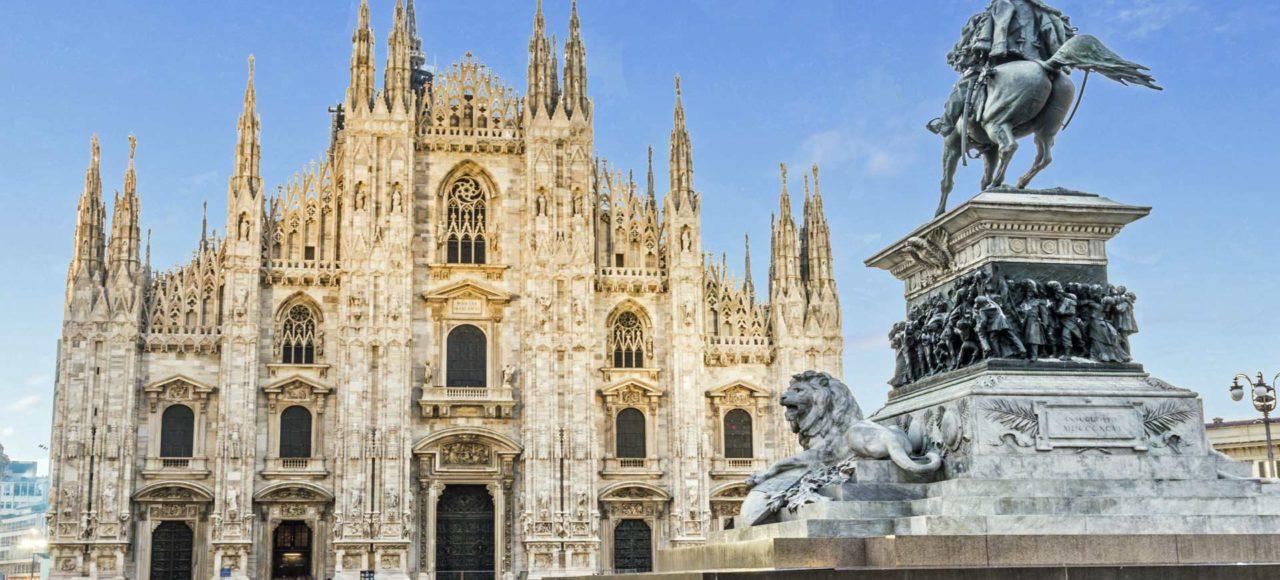 Milan-Tour por el Norte de Italia Tirol y Suiza