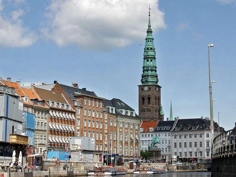 City tour por Copenague