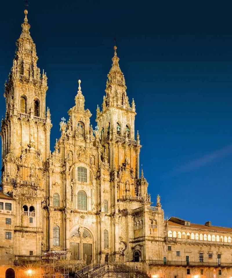 Portugal y norte de España-Catedral-de-Santiago