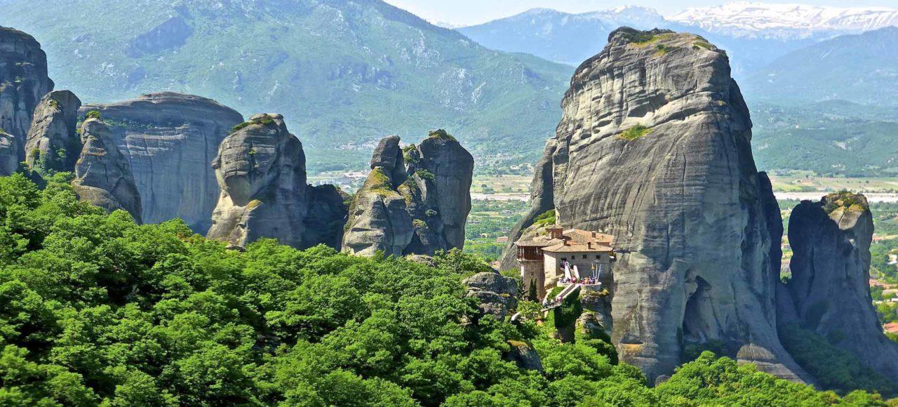 Grecia con Meteora 8 días