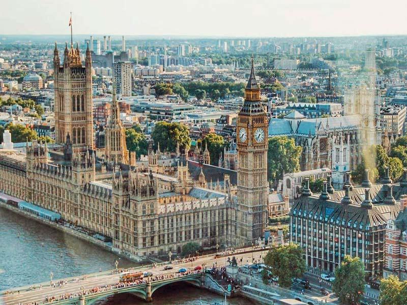 Francia y Reino Unido 13 días