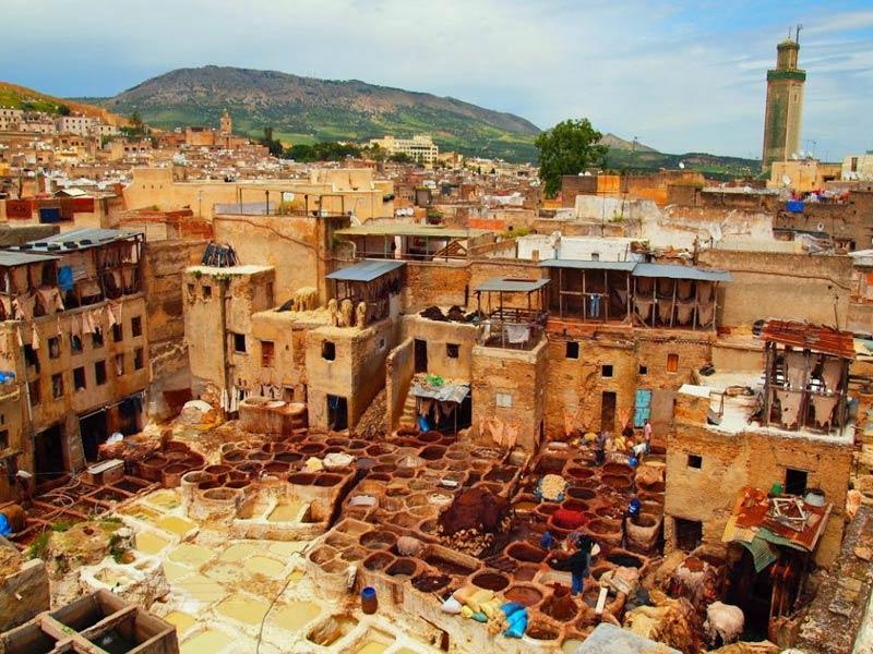 Tours España y Marruecos