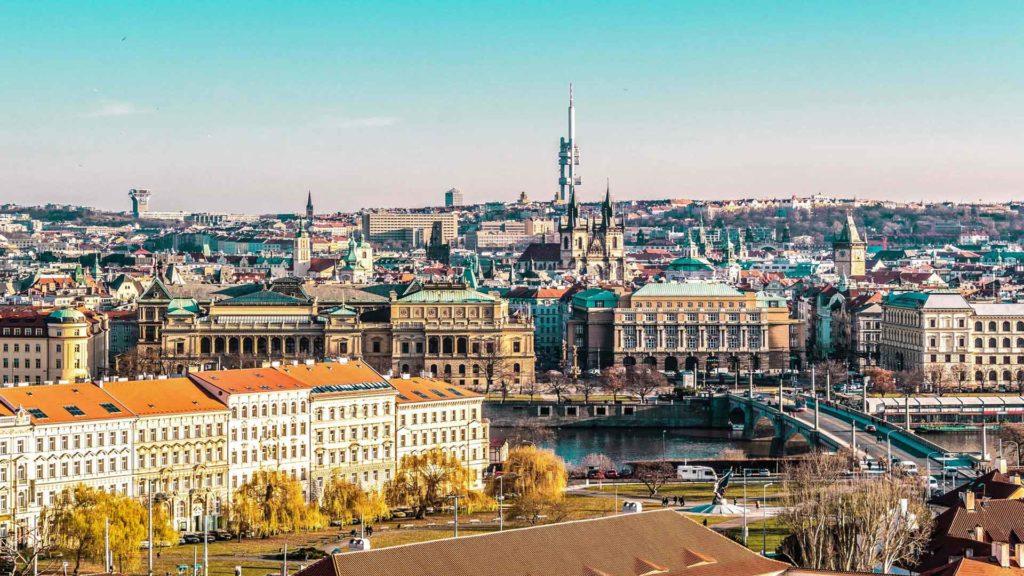 De Praga a Suiza 10 días