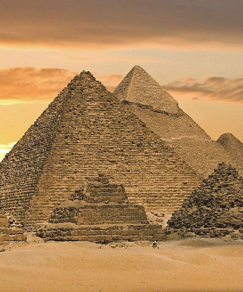 Egipto Clásico con Crucero y Abu Simbel 8 días