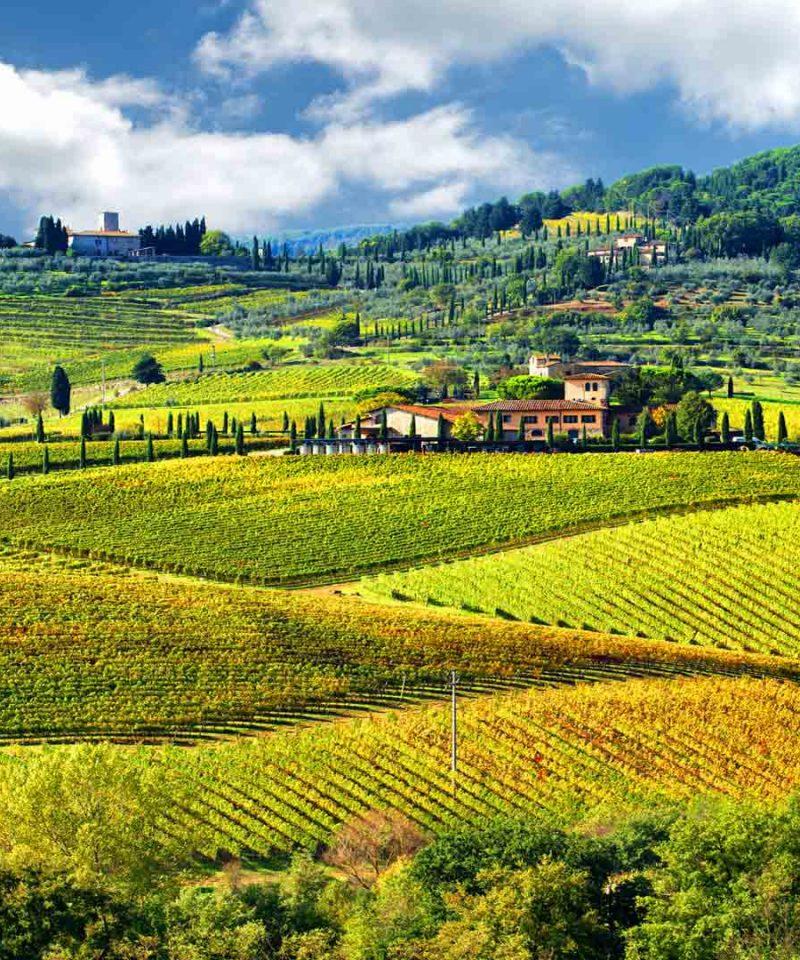 Tour Roma y Toscana con Islas Mediterráneas 12 días