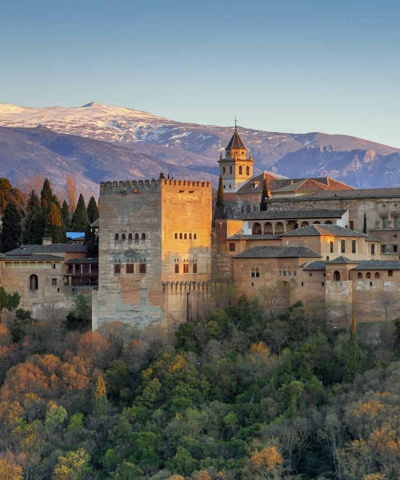 Tour Andalucía con Marruecos y Portugal 13 días