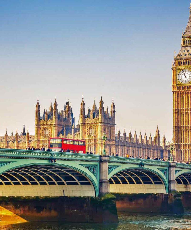 Europa Artística con Lisboa y Londres 18 días