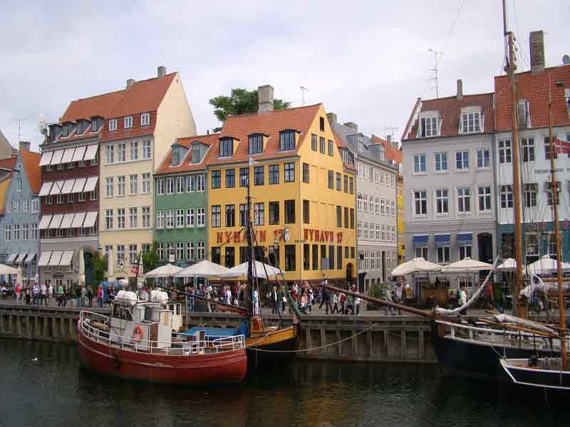 City Tour por Copenhague