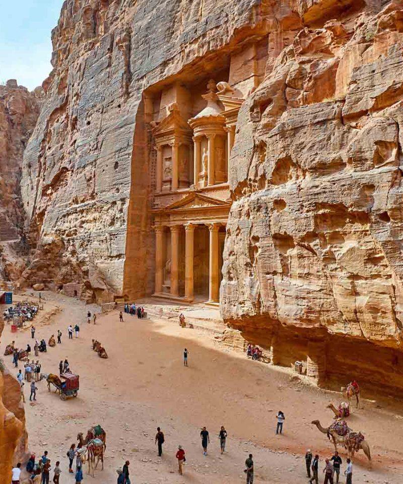 Tours Maravillas de Jordania 6 días